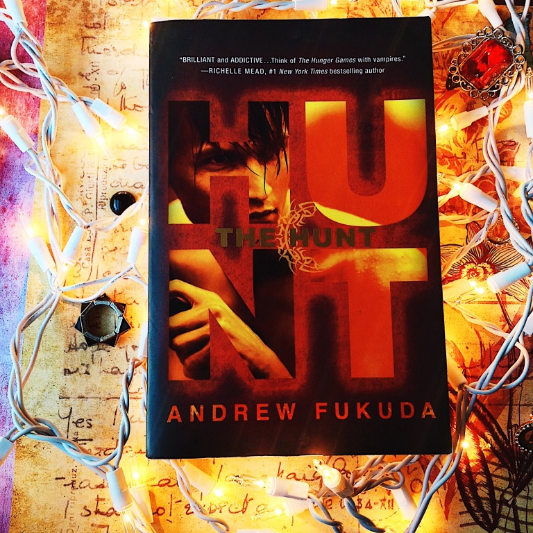 The Hunt by Andrew Fukuna - Book Haul allthingsnerdyfloraleblog
