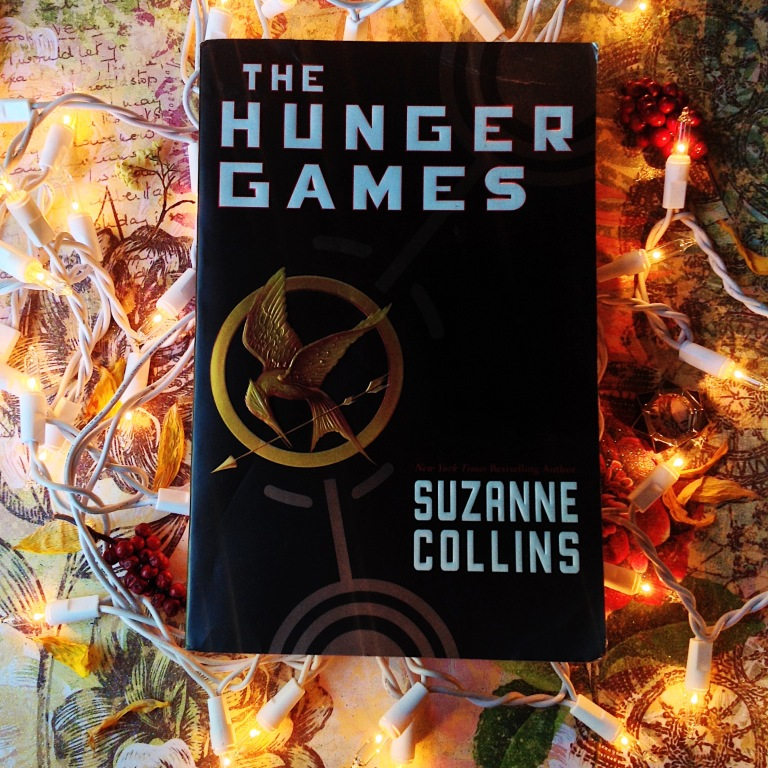 The Hunger Games by Suzanne Collins - Book Haul allthingsnerdyfloraleblog