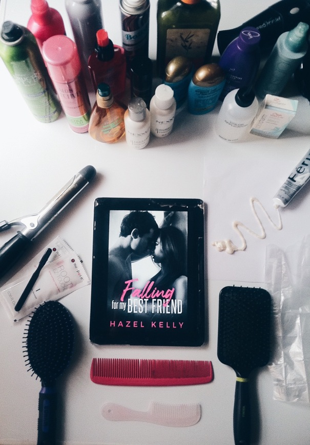 Falling for my Best Friend (Fated Series Book 1 out of 5) by Hazel Kelly.