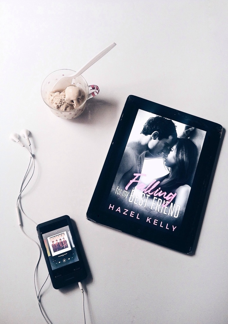 Falling for my Best Friend (Fated Series Book 1) by Hazel Kelly - Lucy and Aiden inspired.