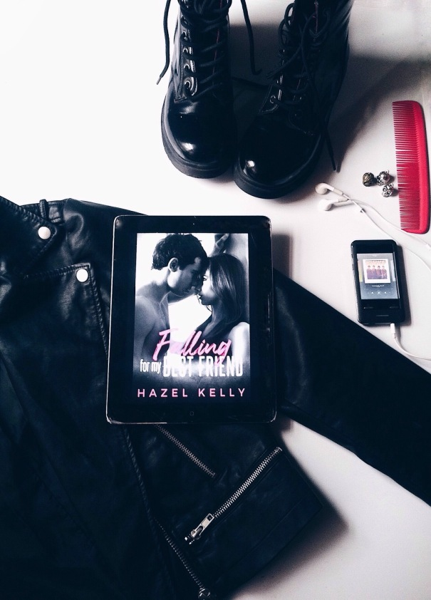 Falling for my Best Friend, Fated Series Book 1 by Hazel Kelly - Lucy inspired.