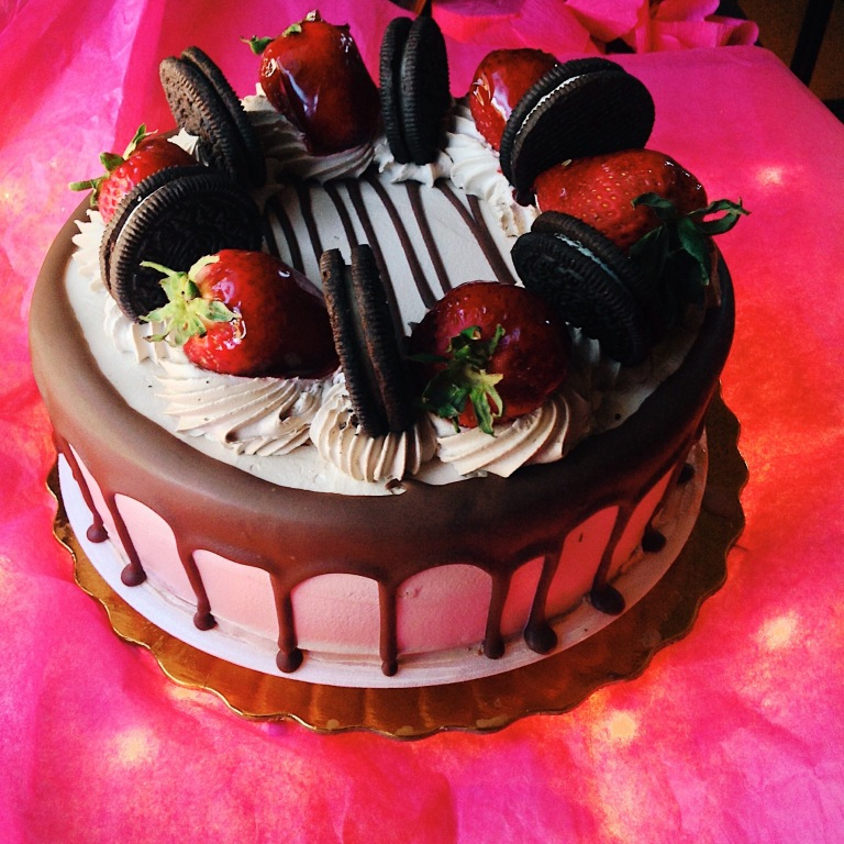 Midnight Snacking - Birthday Cake