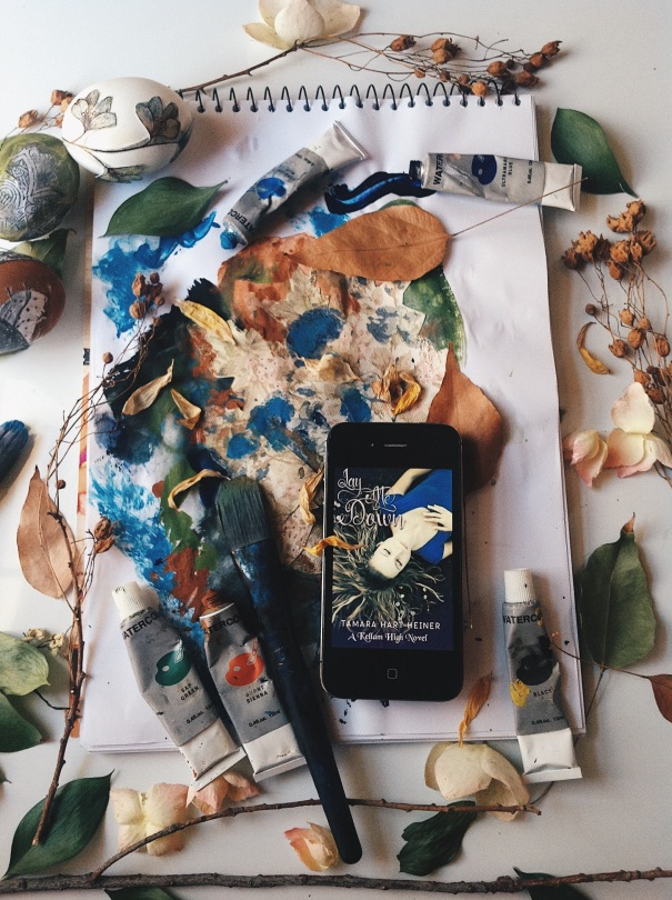 Lay Me Down (A Kellam High Novel) by Tamara Hart Heiner