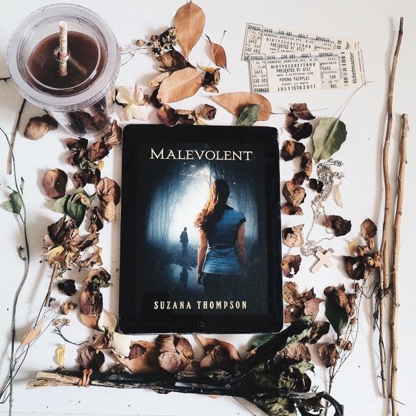 Malevolent by Suzana Thompson.