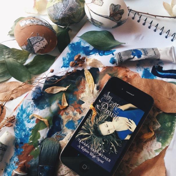 Lay Me Down by Tamara Hart Heiner, A Kellam High Novel, Kylee inspired.