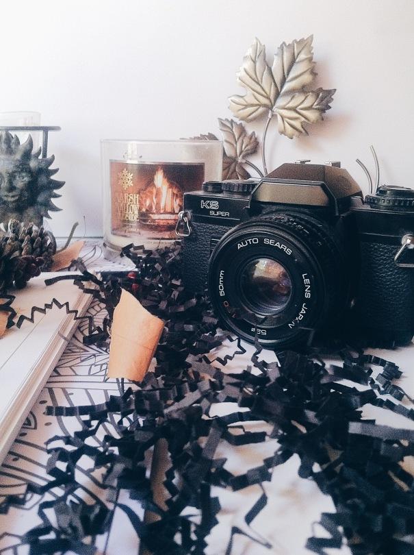 Camera Lens, Photography