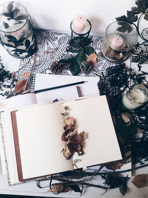 Journal aesthetic