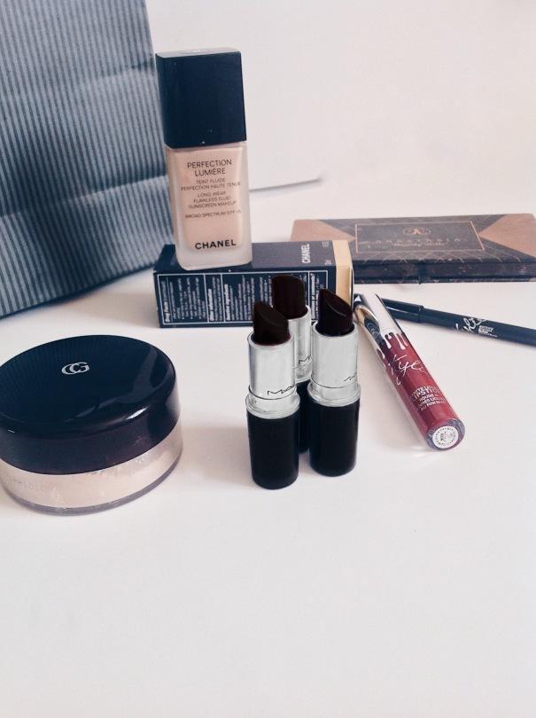 Makeup Aesthetic, Dark Makeup Photography