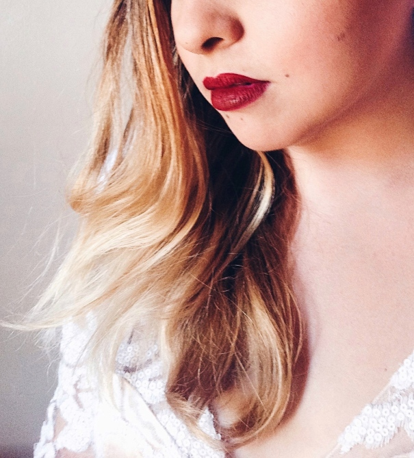 Pretty in Red, Makeup Aesthetic, Photography