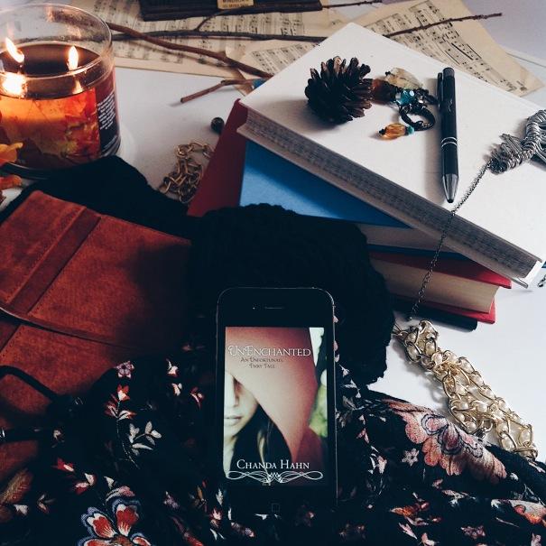 UnEnchanted (An Unfortunate Fairy Tale Book 1) by Chanda Hahn