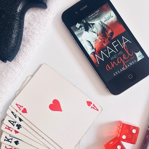 The Mafia And His Angel: Part 1 (Tainted Hearts) by Lylah James, book 1 out of 2 in Tainted Heart Series
