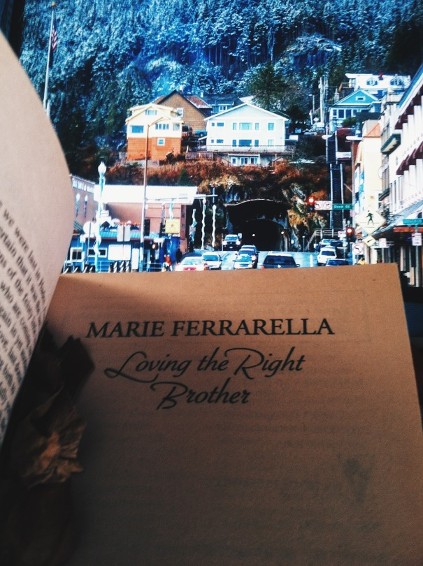 Loving the Right Brother (The Alaskans #8) by Marie Ferrarella